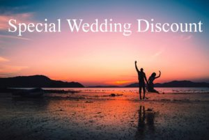 Dynamic Sound Offer A Special Wedding Discount.